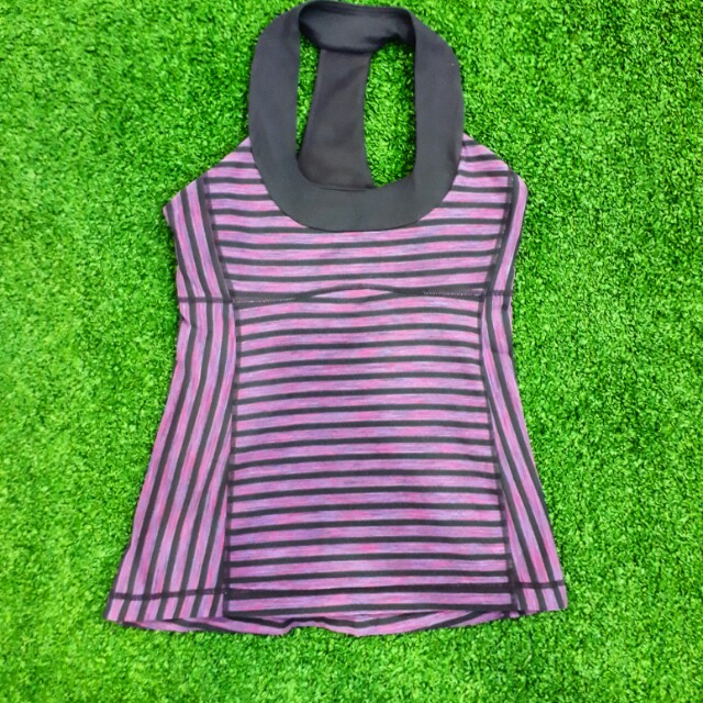 Original Lululemon Size 6 Top, With Built-in Bra, Like New