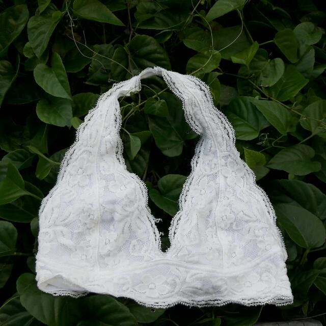ORIGINAL Urban Outfitters Bralette (White)
