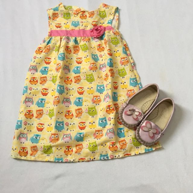 Owl Dress New