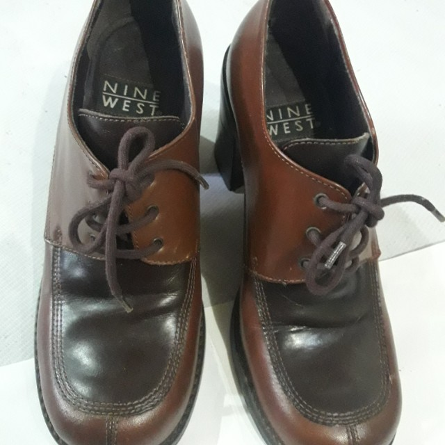 REPRICED! Oxford Shoes Nine west