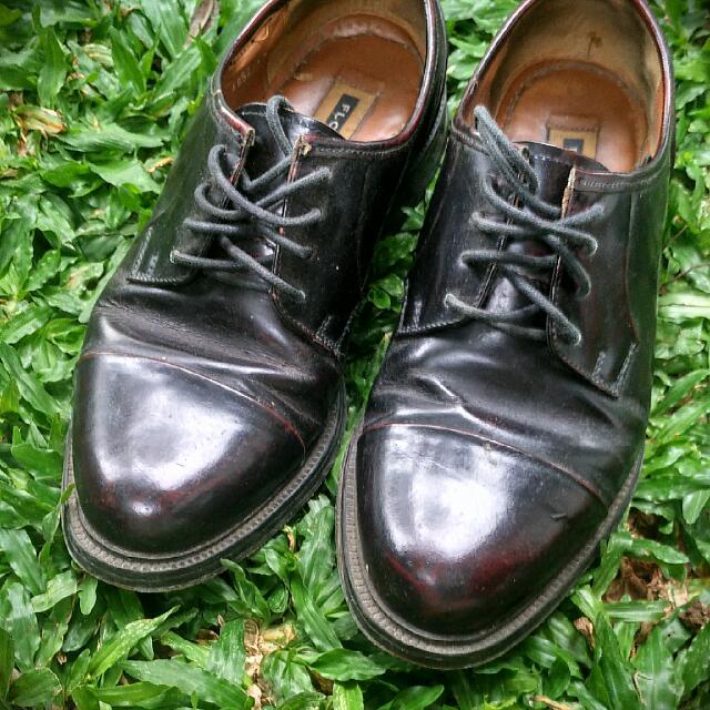 Pantofel Leather Size 41-42