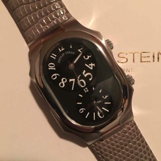 Philip Stein Watch Authenticity Guaranteed