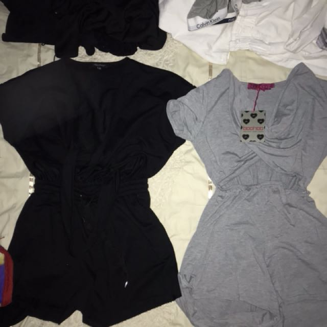 Play suits
