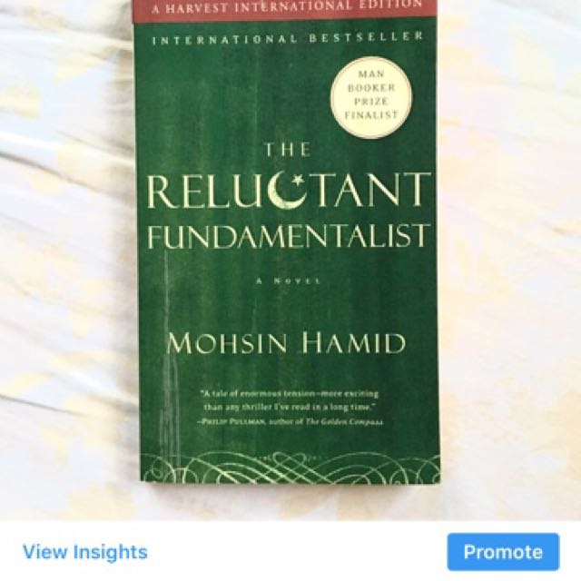 PRICE MARK DOWN: The Reluctant Fundamentalist