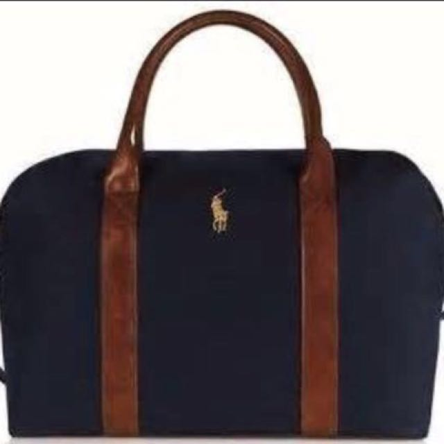 7febe058d2ae Ralph Lauren Duffle Bag