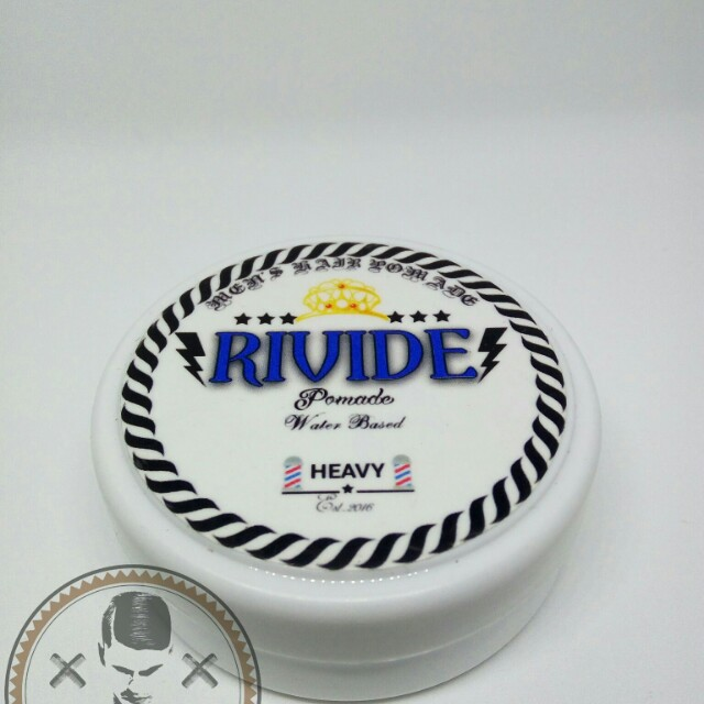 Rivide pomade ( wangi bubble gum )