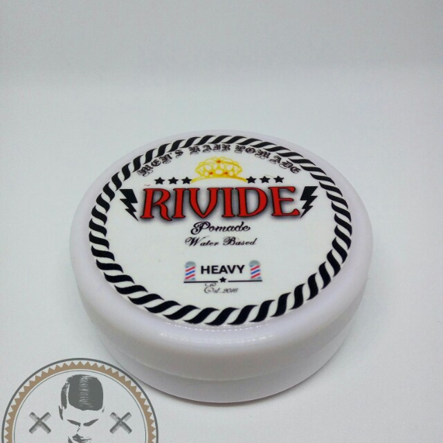 Rivide pomade ( wangi fresh perry )