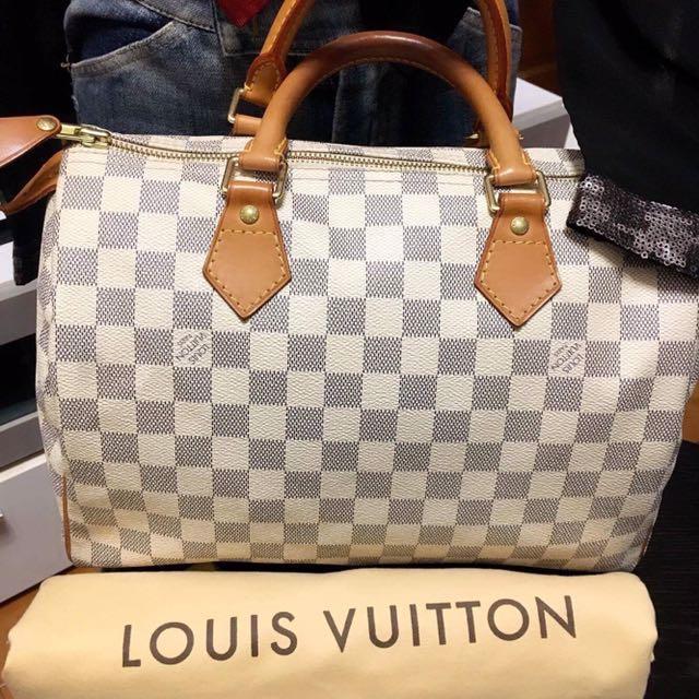 Sale! Authentic LV Sp 30 Azur