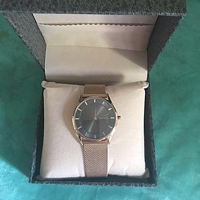💝Sale Danish Skagen Unisex Watch