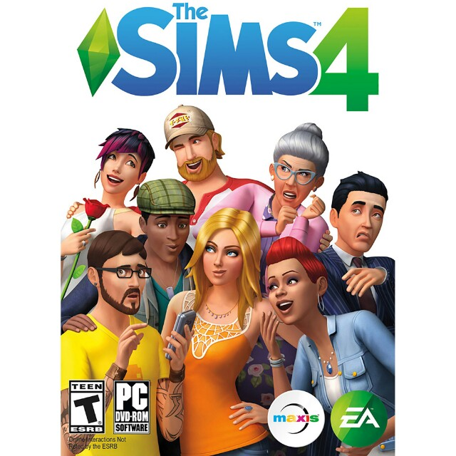 SIMS 4 PC AND MAC