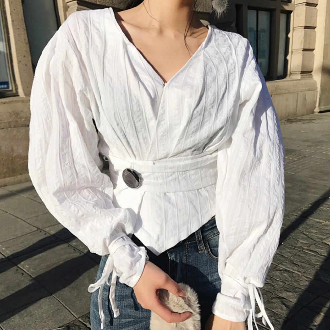 Sleeves Top