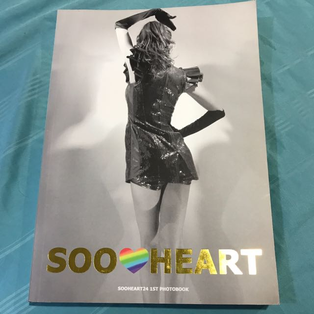 SNSD Girls Generation Sooyoung Fansite Photobook