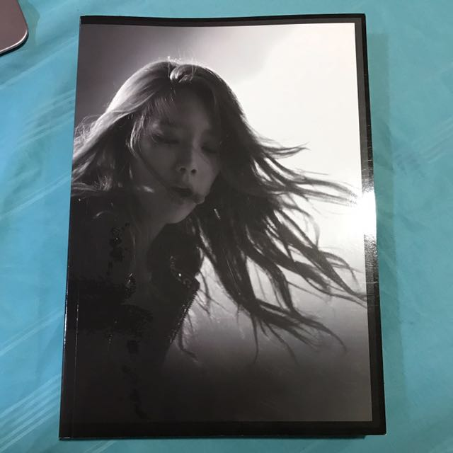 SNSD Girls Generation Taeyeon Fansite Photobook