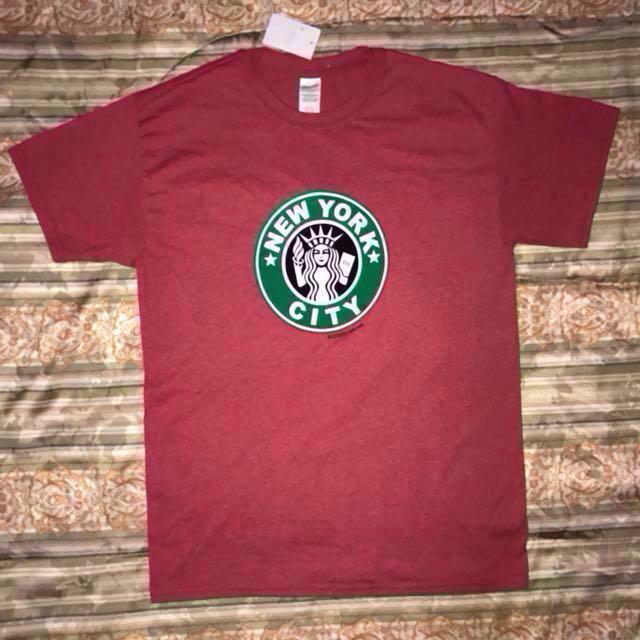 STARBUCKS - New York City Shirt from US