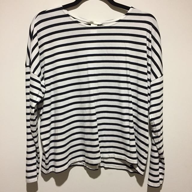 Striped Long Sleeve (L)
