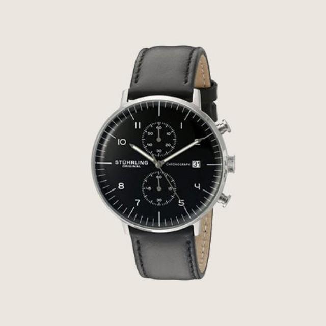 Stuhrling Original Monaco Quartz Chronograph Watch Men S Fashion