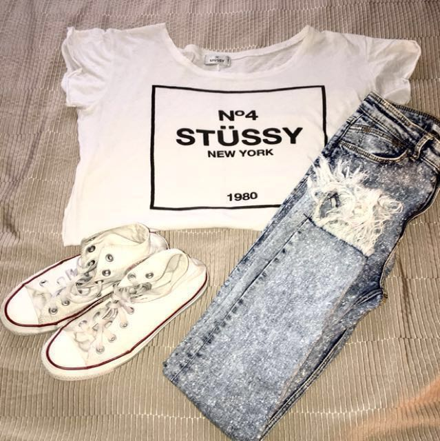 Stussy top