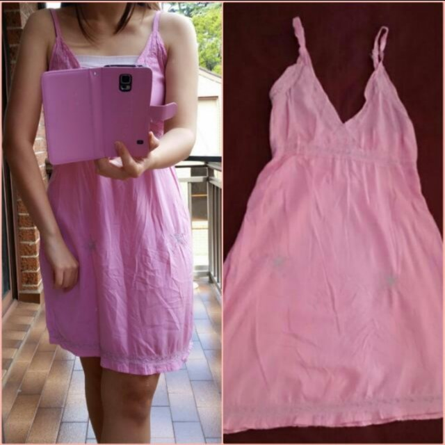 Summer dress - fits 8-10