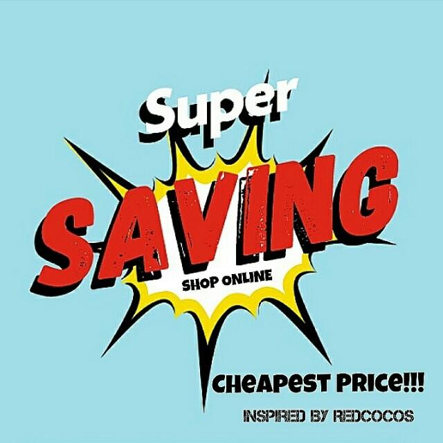 #SUPER SAVINGS!