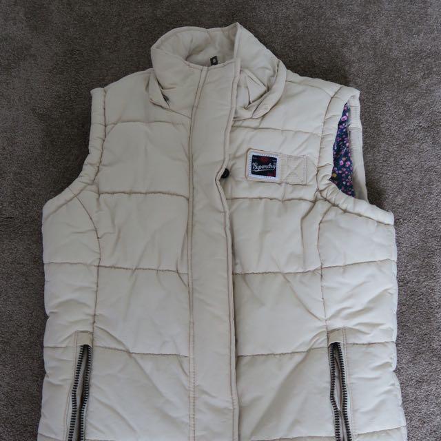Superdry gilet vest jacket