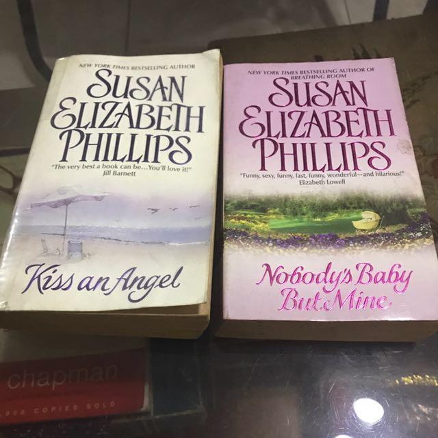 Susan Elizabeth Philips romance novels