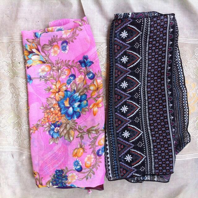 Take all scarf 35rb