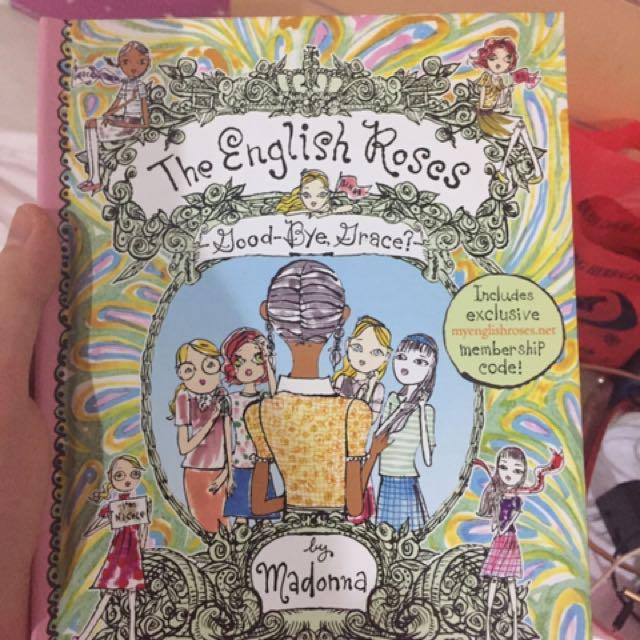 The English Roses goodbye grace