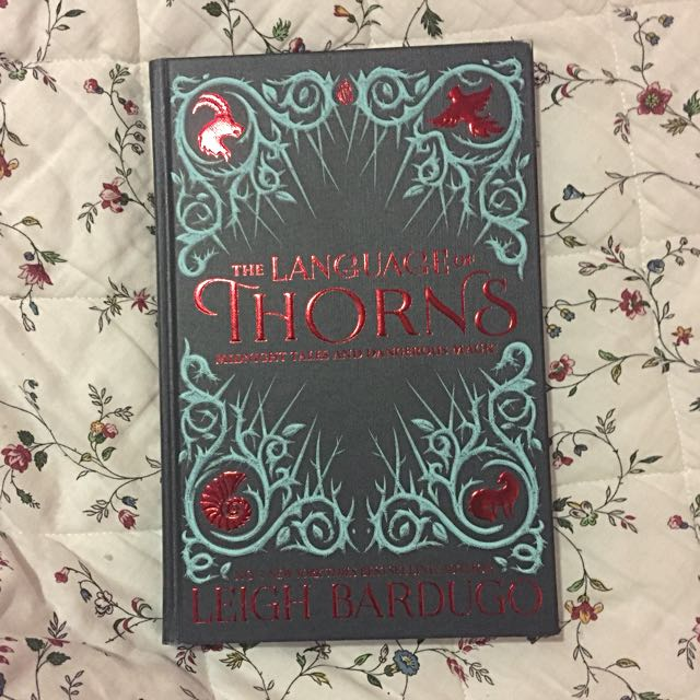 The Language of Thorns (BN)