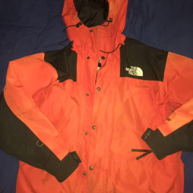 The north face gore tex 90s mountain jacket