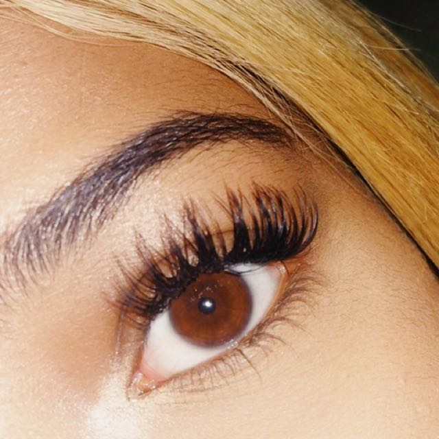 Tis' the season to get eyelash extensions for $55