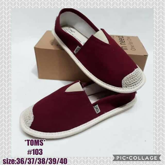TOMS shoes for ladies