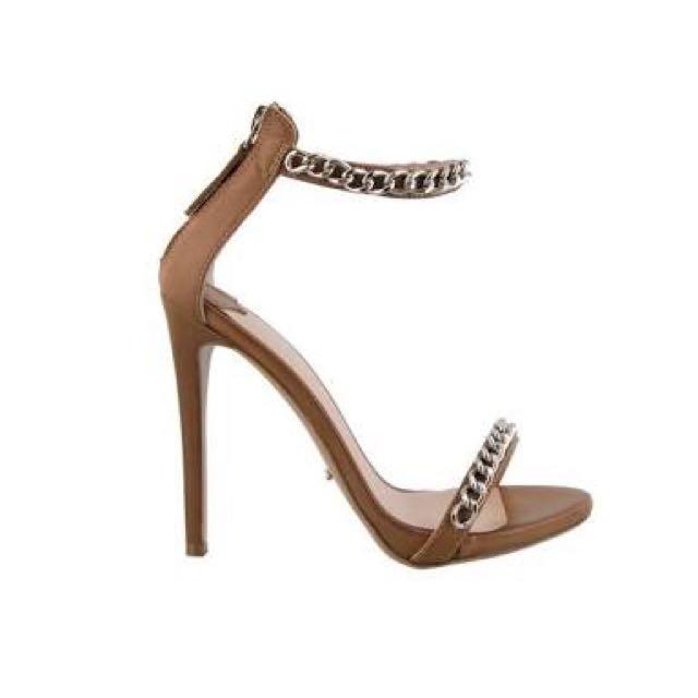 Tony Bianco Ari Heels size 8