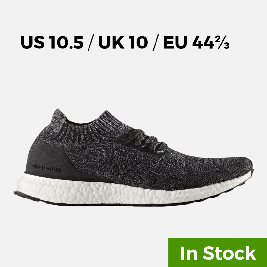 competitive price e510b 76641 UltraBOOST Uncaged Black Grey - US 10.5   UK 10   EU 44⅔ (In Stock ...