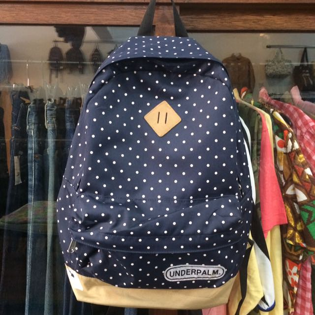 Underpalm bagpack