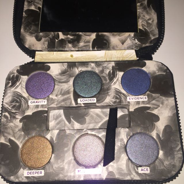Urban Decay To-Go Palette