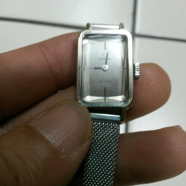 Vintage Omega De Ville Winding Watch