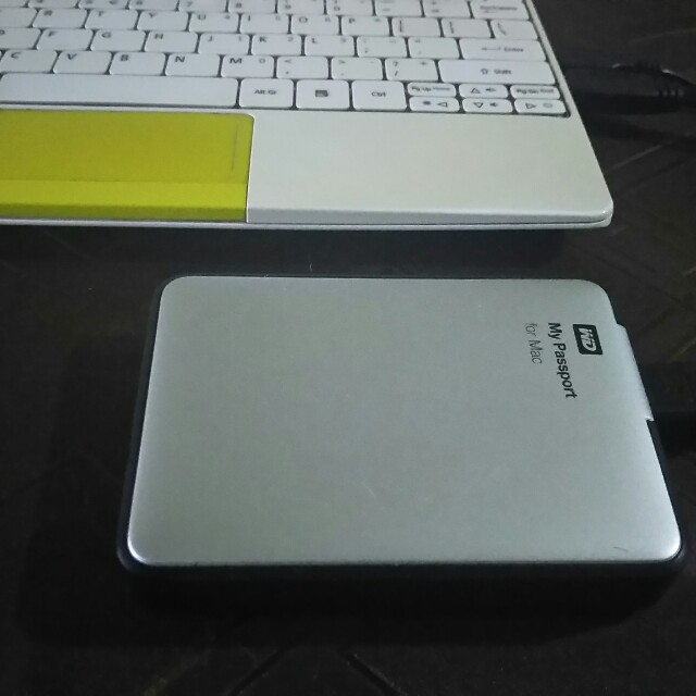 WD my passport for Mac 2tb 3 0 on Carousell
