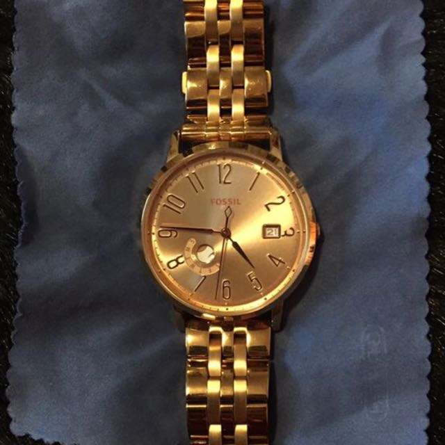 💖WOMENS FOSSIL WATCH💖