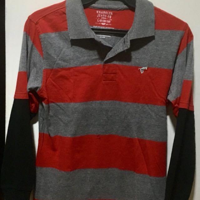 Wrangle shirts for kids (10-12 y.o.)