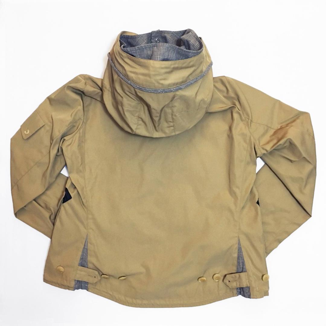 0aca48fea169d Y3 YOHJI YAMAMOTO Adidas Mens Hooded Parka jacket