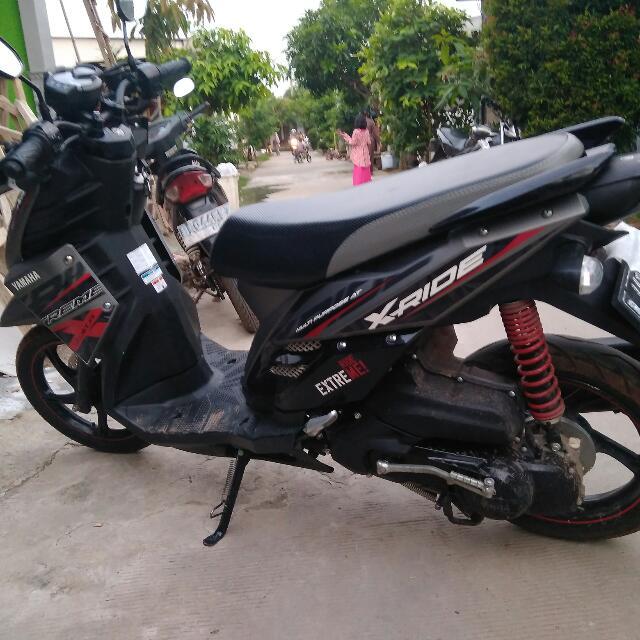 Yamaha X-Ride 2017 Bulan 3 .