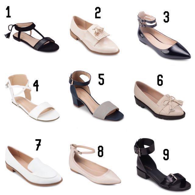 Zalora Size 40 Shoes