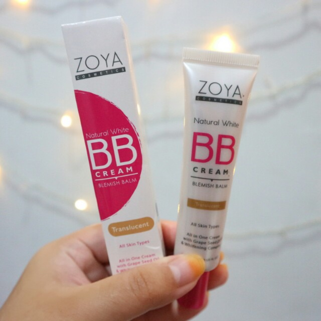 Zoya Natural White BB Cream