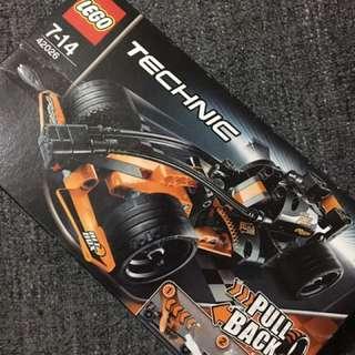 樂高 LEGO TECHNIC系列 42026 黑色冠軍賽車版
