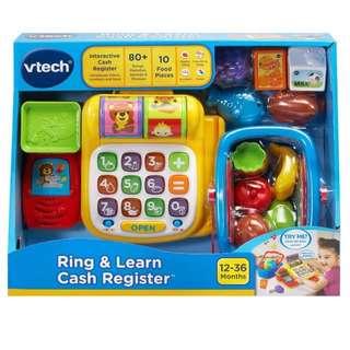 VTech Ring and Learn Cash Register