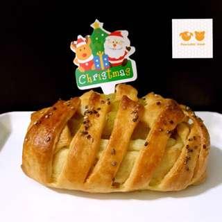 Santa Claws Pie