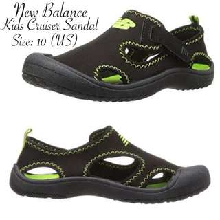 New Balance Cruiser Sandals