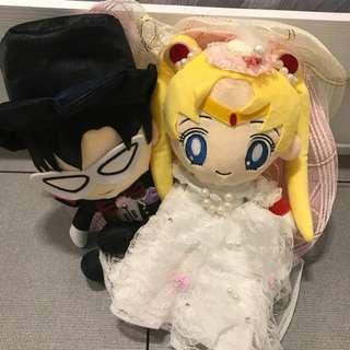 結婚 花車車頭公仔 美少女戰士