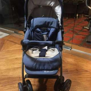 Preloved Heavy Duty Stroller Baby 1st