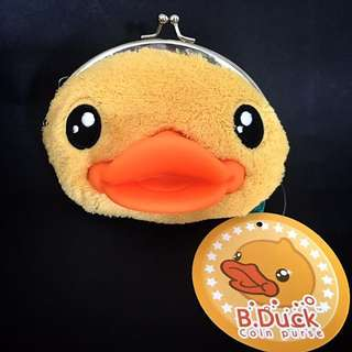 100% New B.Duck Coin Purse 口金散紙包